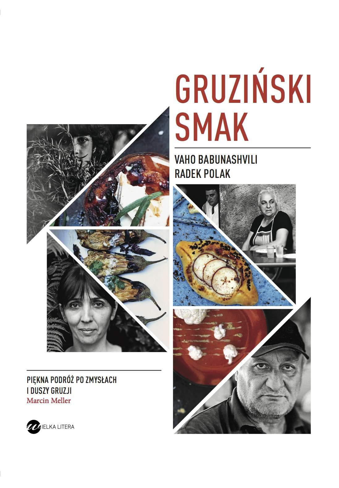 Gruziński smak - Ebook (Książka na Kindle) do pobrania w formacie MOBI