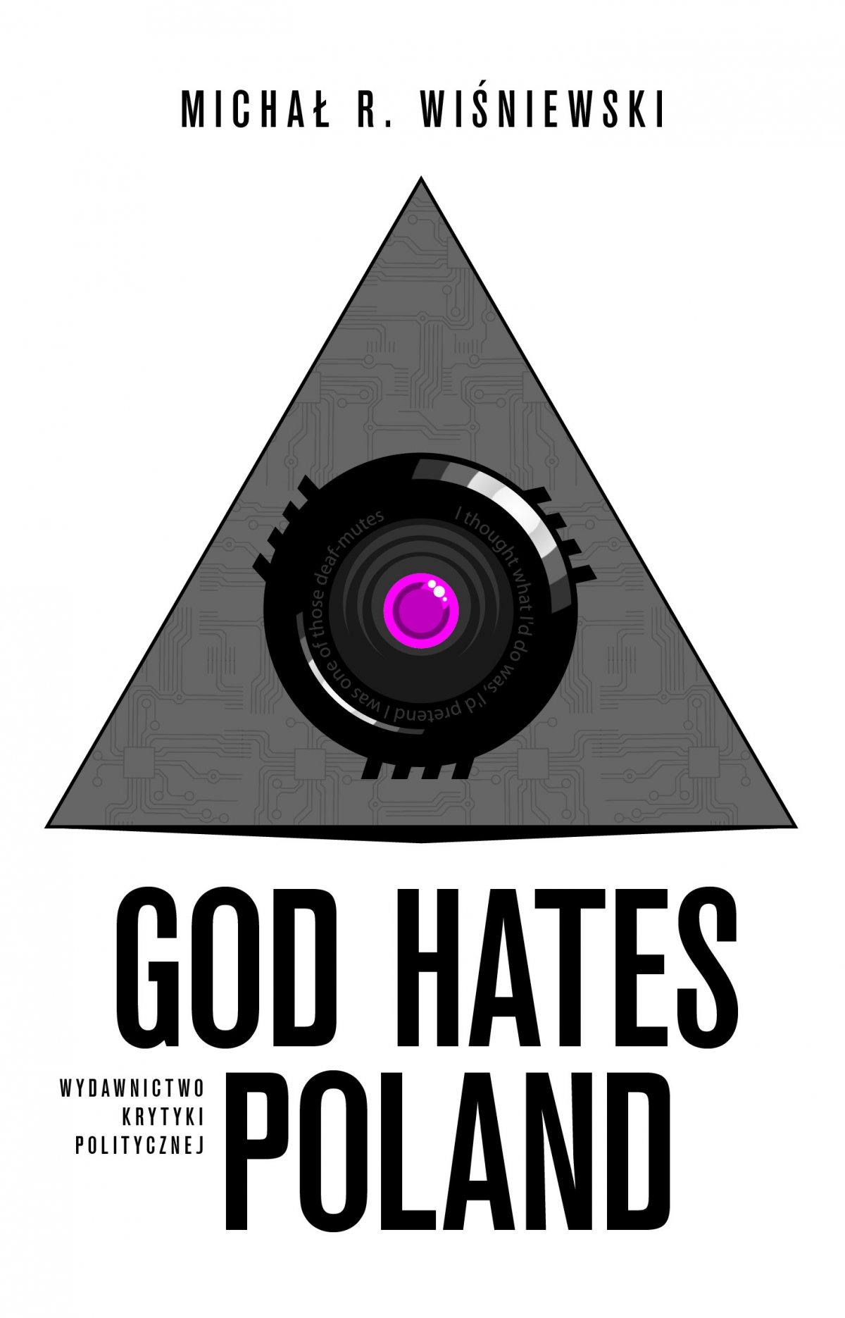 God Hates Poland - Ebook (Książka na Kindle) do pobrania w formacie MOBI