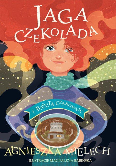 Jaga Czekolada i Baszta Czarownic. Tom 1 - Ebook (Książka na Kindle) do pobrania w formacie MOBI