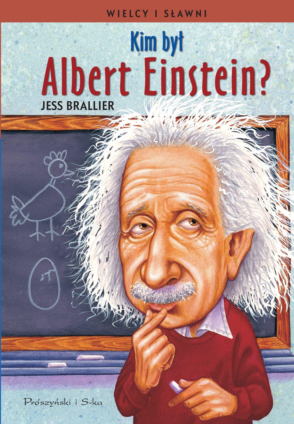 Kim był Albert Einstein ? - Ebook (Książka na Kindle) do pobrania w formacie MOBI
