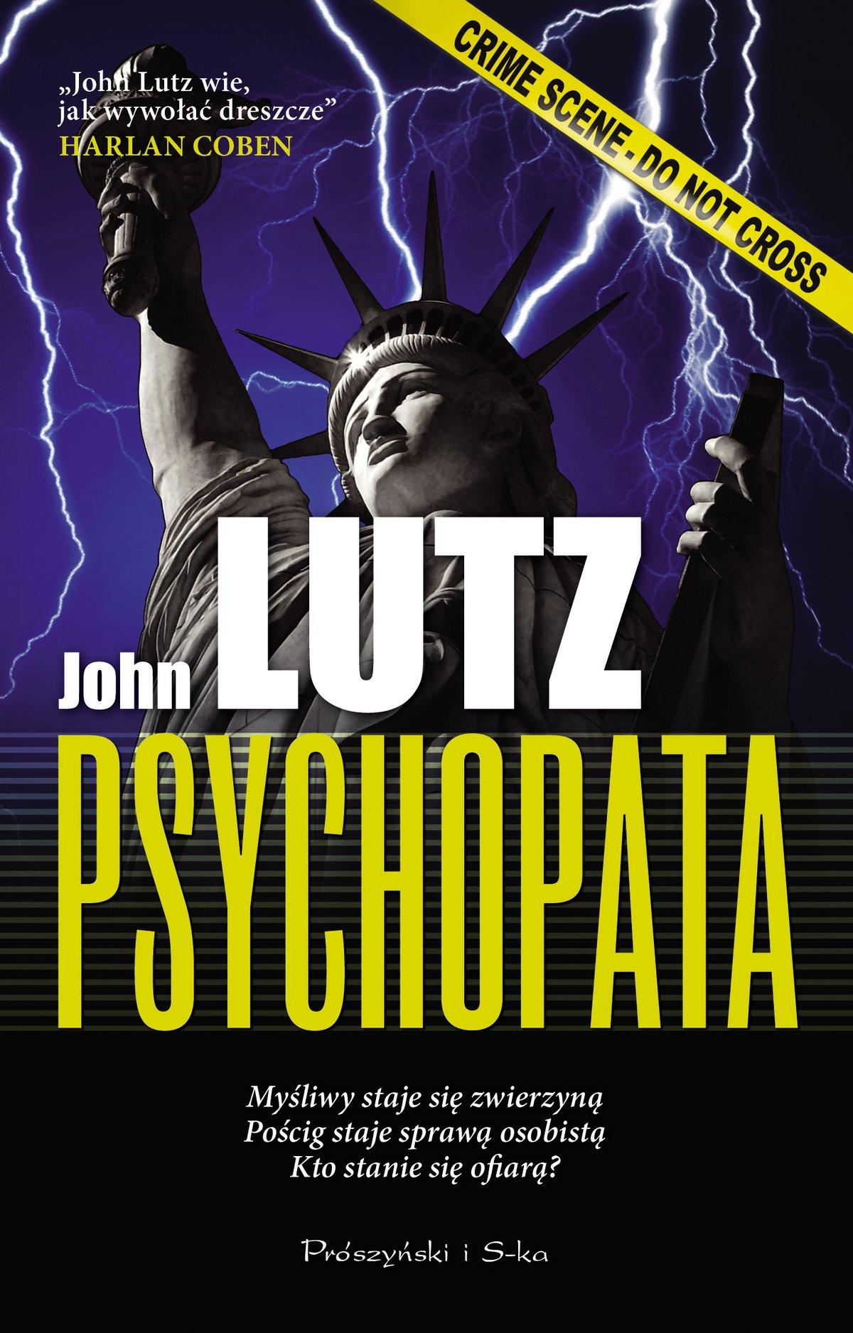 Psychopata - Ebook (Książka na Kindle) do pobrania w formacie MOBI