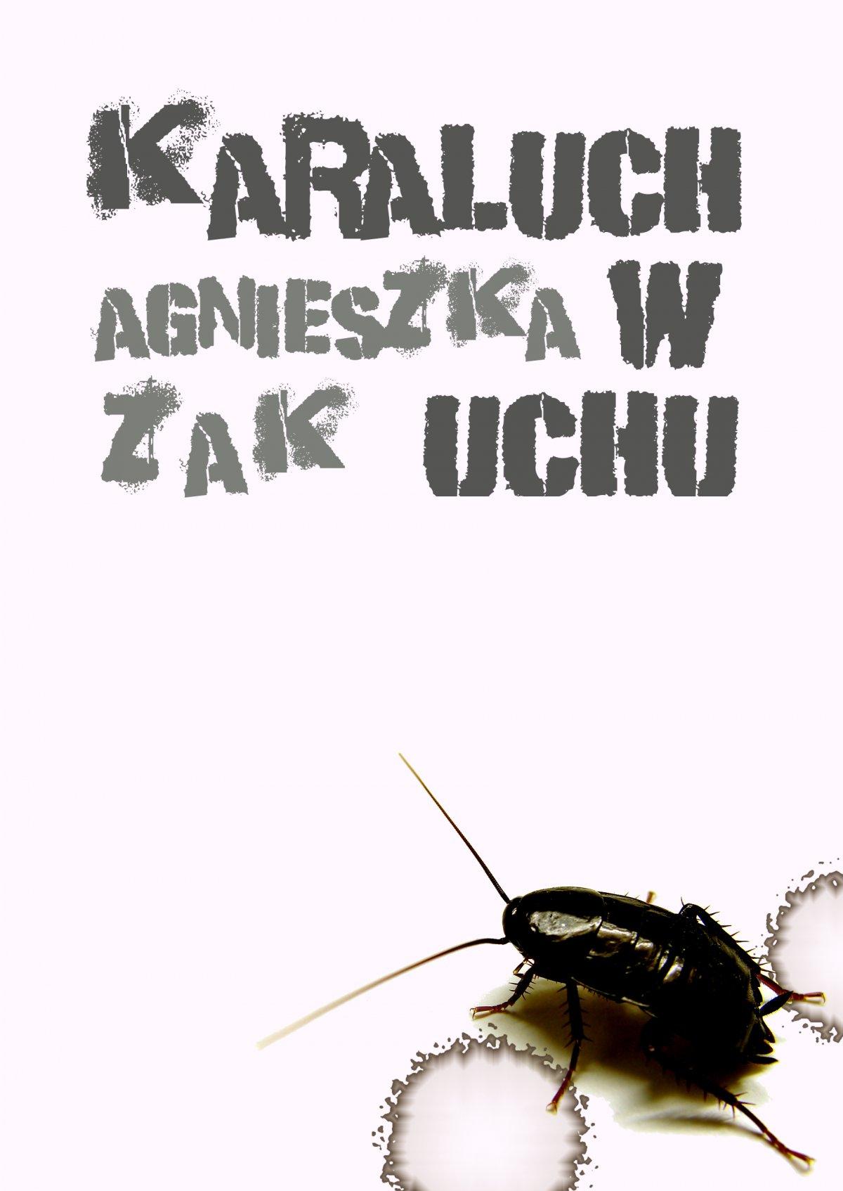 Karaluch w uchu - Ebook (Książka PDF) do pobrania w formacie PDF