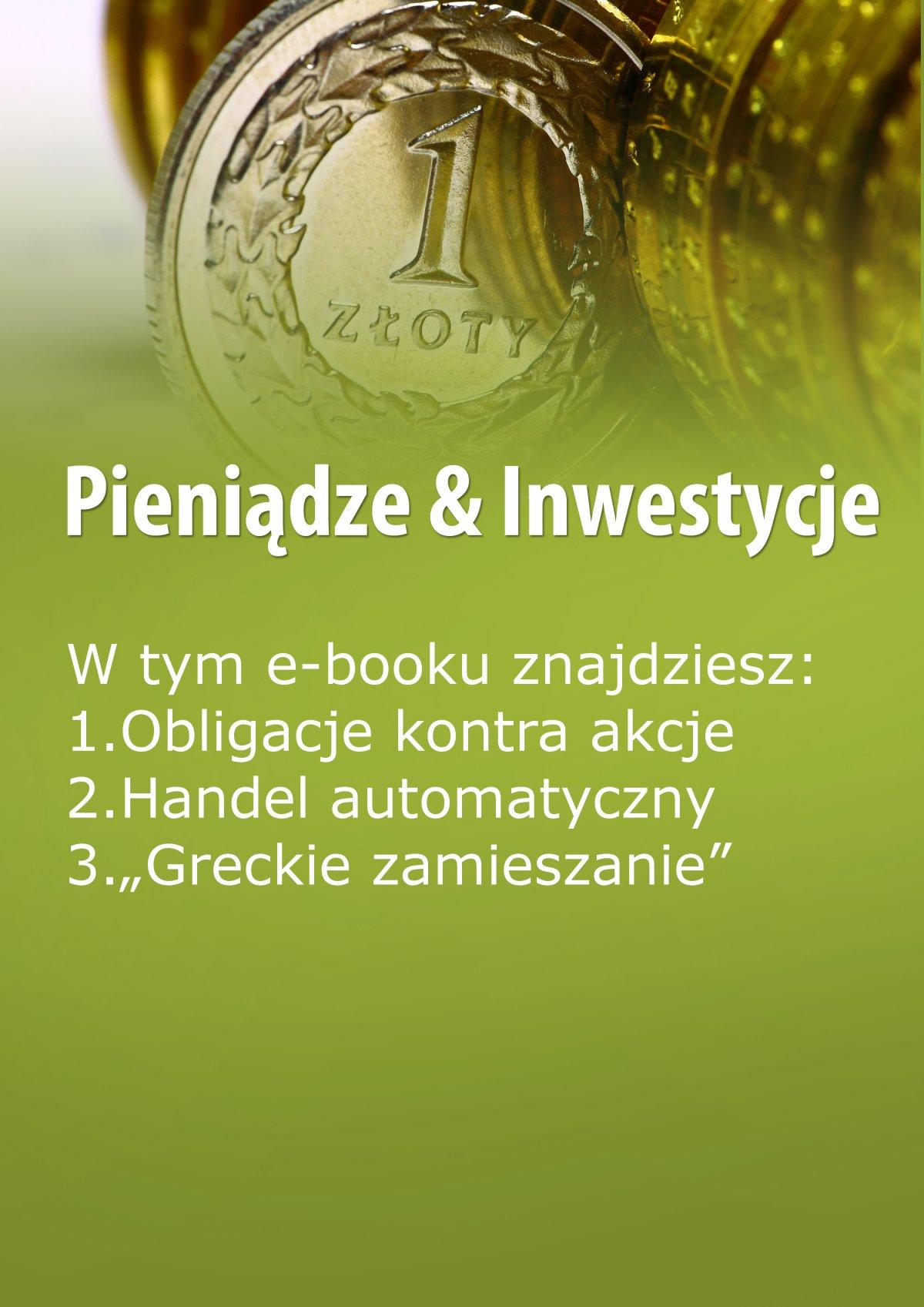 Pieniądze & Inwestycje, wydanie sierpień 2015 r. - Ebook (Książka na Kindle) do pobrania w formacie MOBI