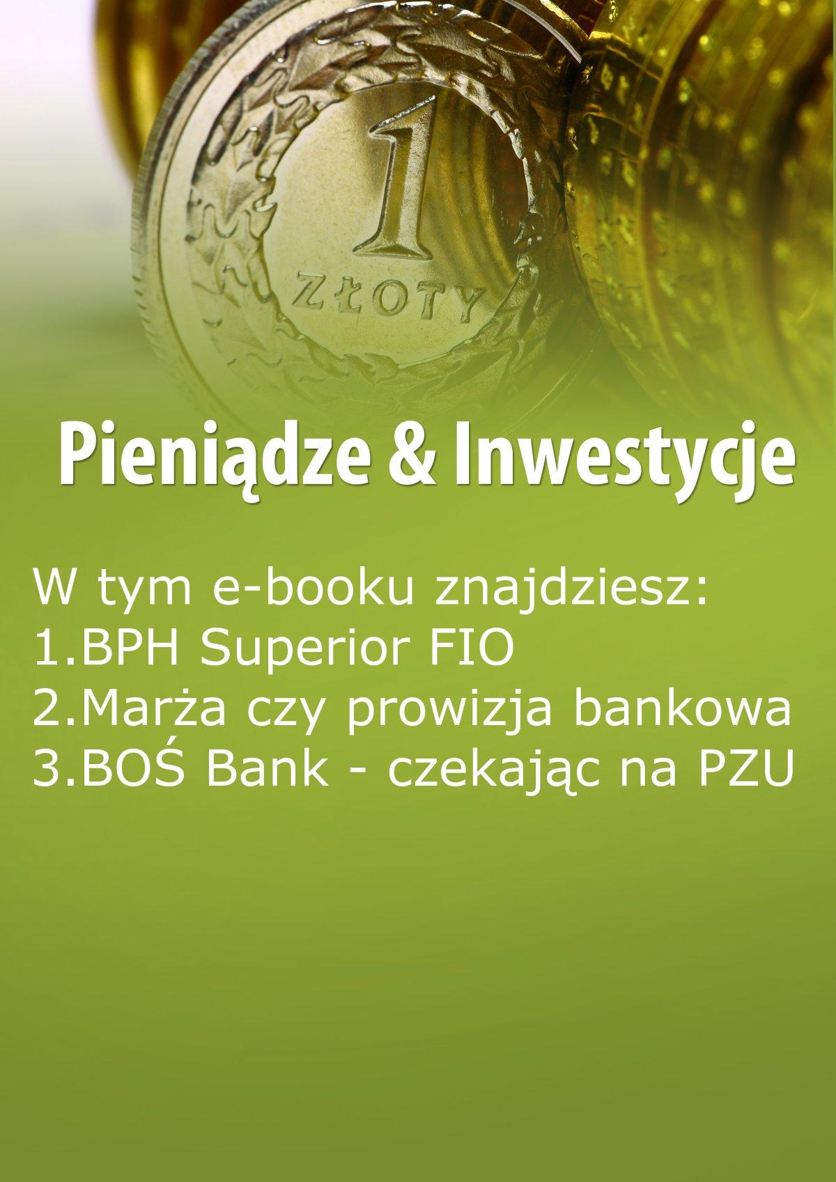 Pieniądze & Inwestycje, wydanie sierpień-wrzesień 2015 r. - Ebook (Książka EPUB) do pobrania w formacie EPUB