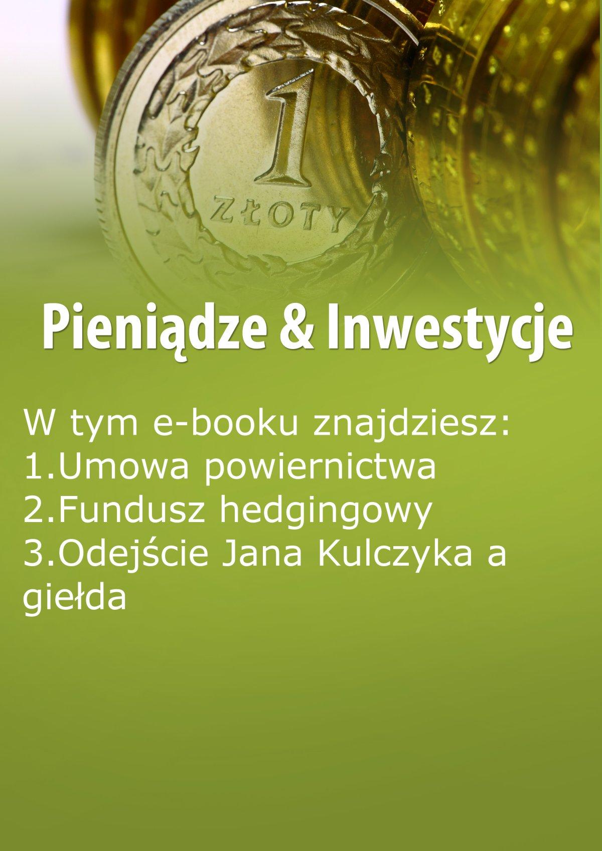 Pieniądze & Inwestycje, wydanie wrzesień 2015 r. Część I - Ebook (Książka EPUB) do pobrania w formacie EPUB