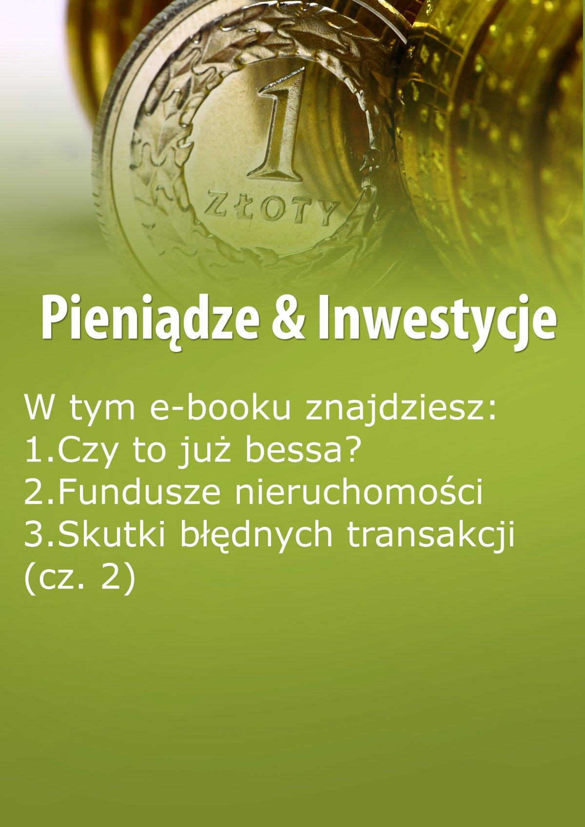 Pieniądze & Inwestycje, wydanie wrzesień-październik 2015 r. - Ebook (Książka EPUB) do pobrania w formacie EPUB