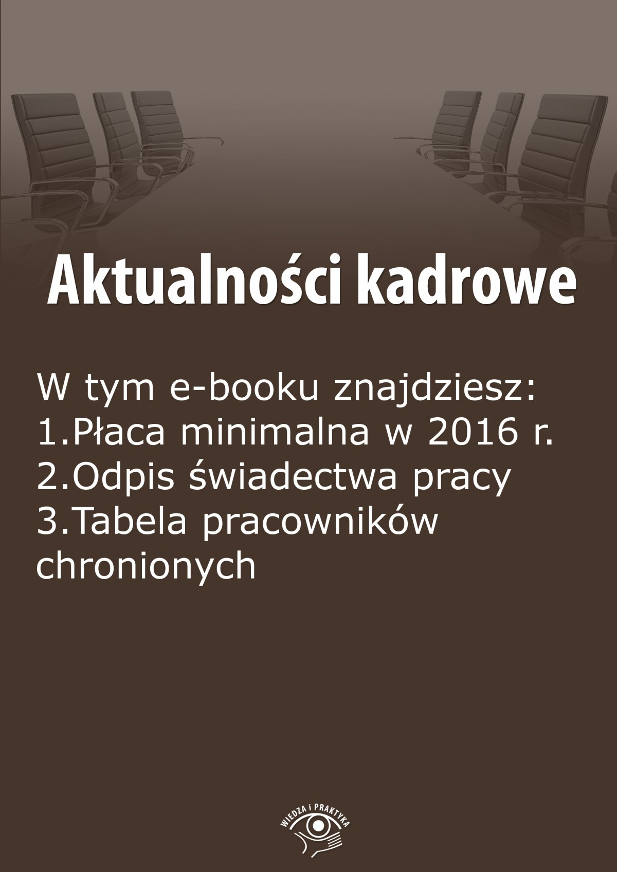 Aktualności kadrowe, wydanie październik 2015 r. - Ebook (Książka EPUB) do pobrania w formacie EPUB