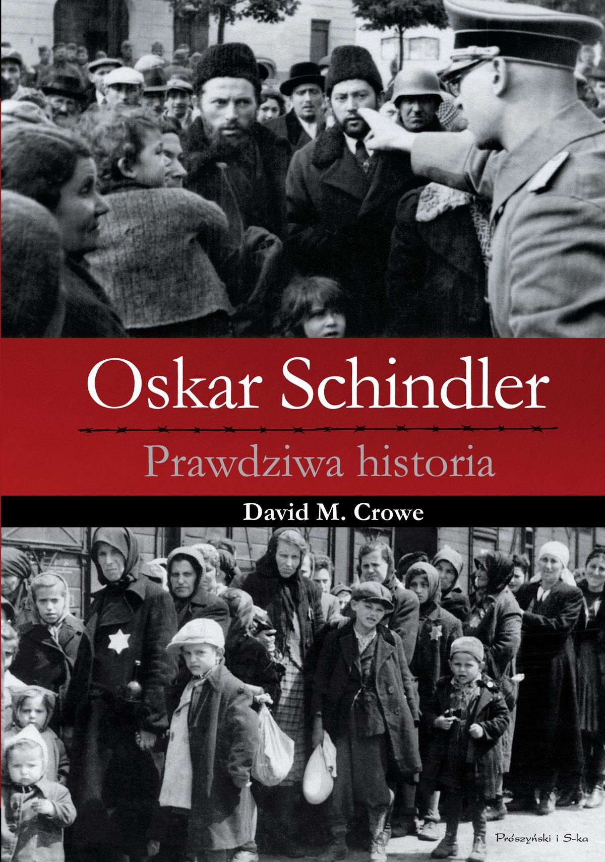 Oskar Schindler - Ebook (Książka EPUB) do pobrania w formacie EPUB