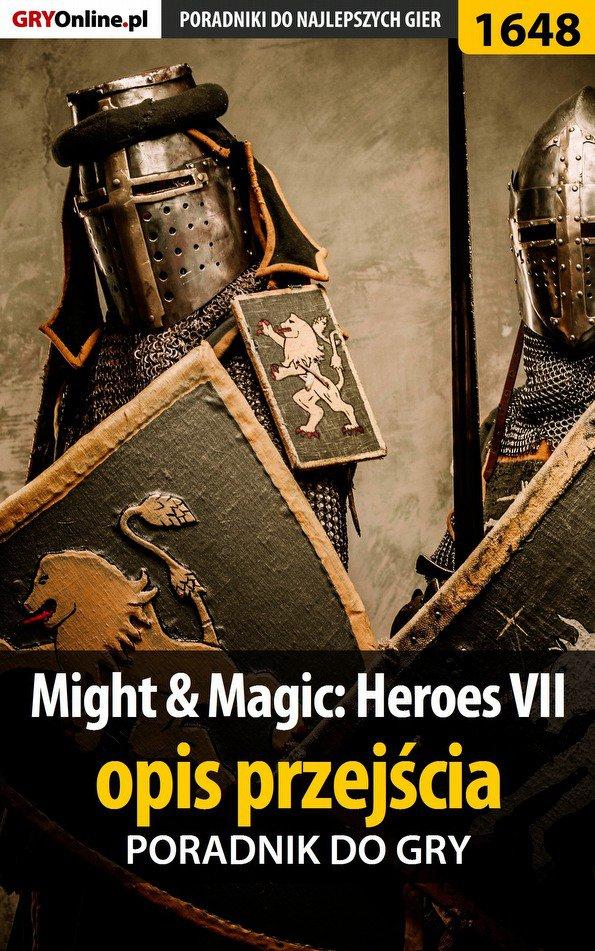 Might  Magic: Heroes VII - opis przejścia - Ebook (Książka PDF) do pobrania w formacie PDF