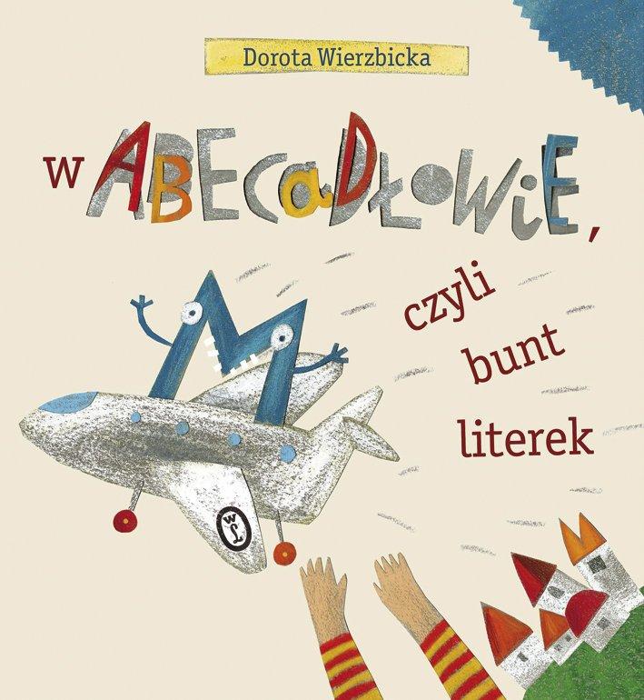 W Abecadłowie, czyli bunt literek - Ebook (Książka EPUB) do pobrania w formacie EPUB