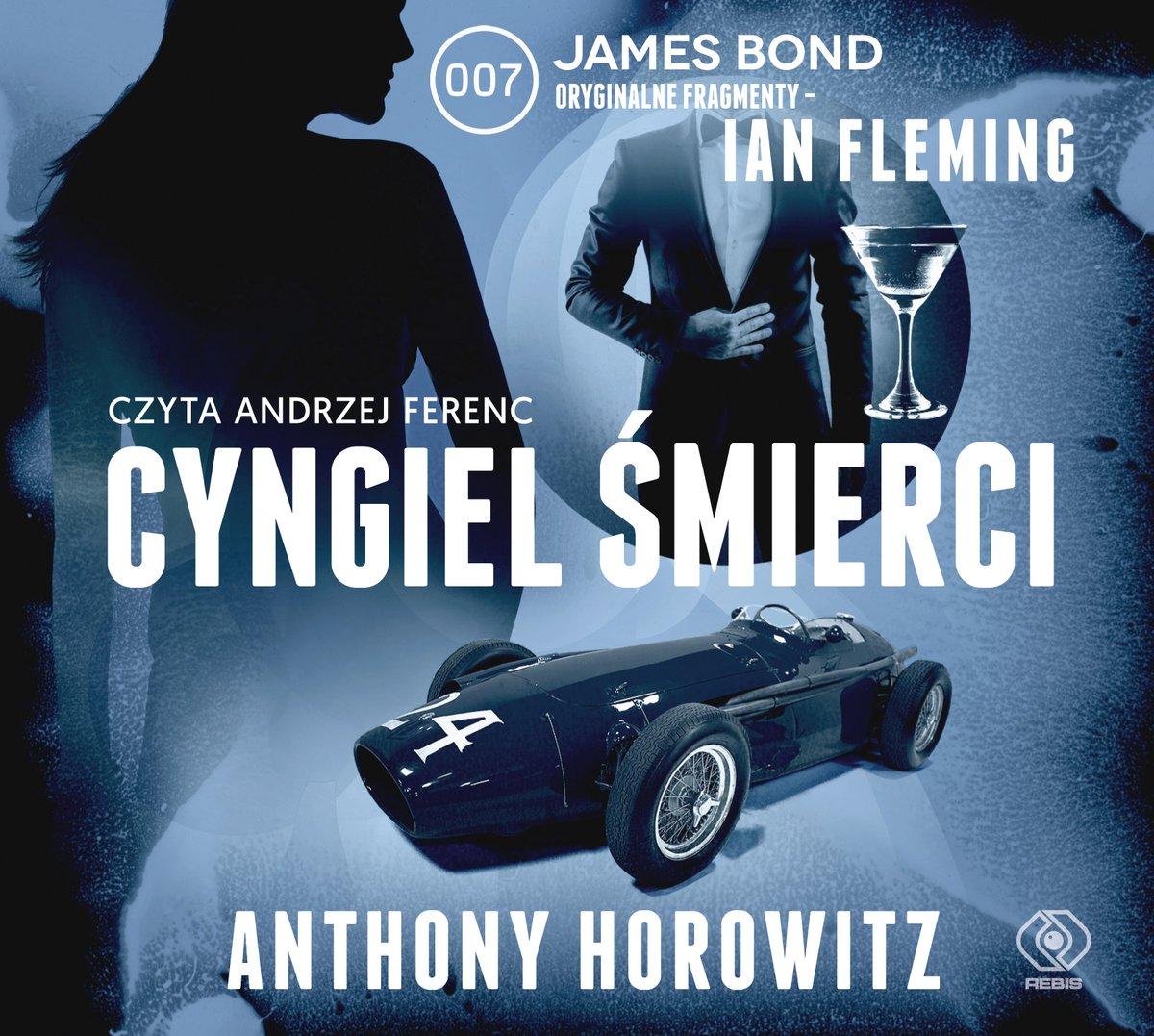 Cyngiel śmierci - Audiobook (Książka audio MP3) do pobrania w całości w archiwum ZIP