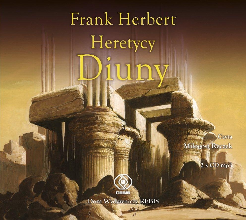 Heretycy Diuny - Audiobook (Książka audio MP3) do pobrania w całości w archiwum ZIP