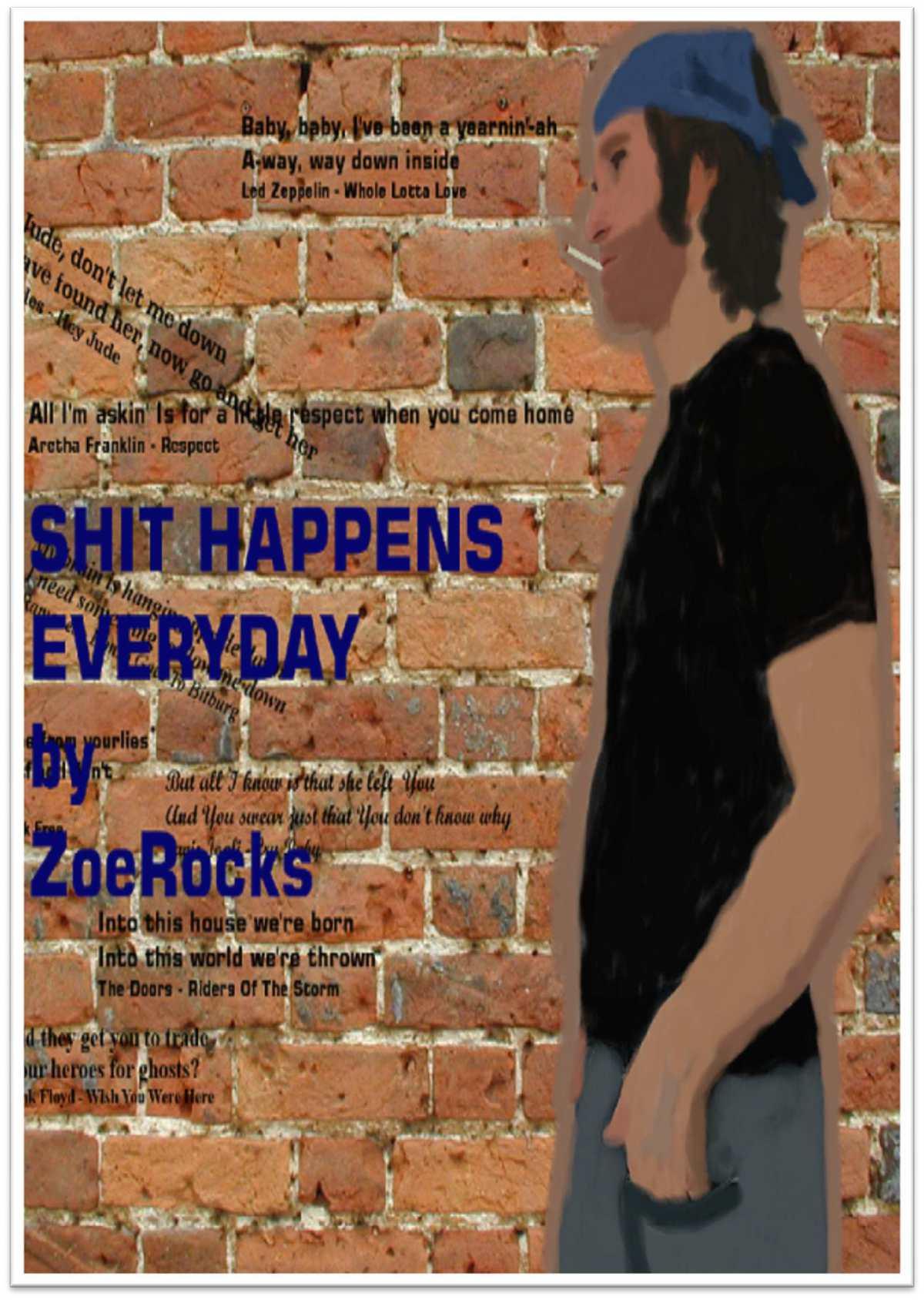 Shit happens everyday - Ebook (Książka PDF) do pobrania w formacie PDF
