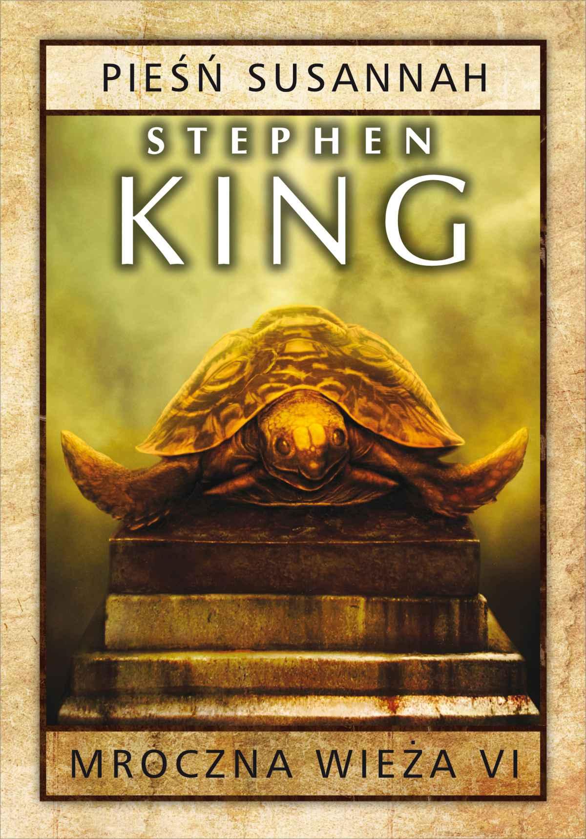 Mroczna Wieża VI: Pieśń Susannah - Ebook (Książka na Kindle) do pobrania w formacie MOBI