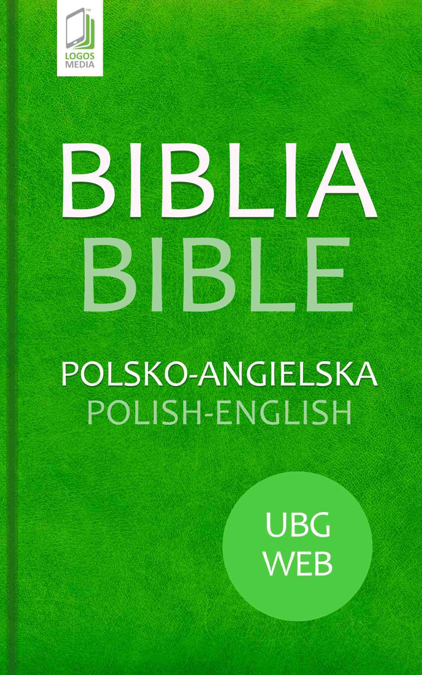 Biblia polsko-angielska - Ebook (Książka EPUB) do pobrania w formacie EPUB