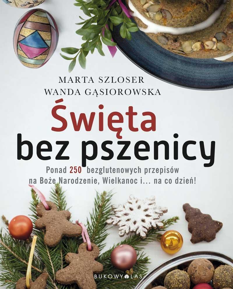 Święta bez pszenicy - Ebook (Książka EPUB) do pobrania w formacie EPUB