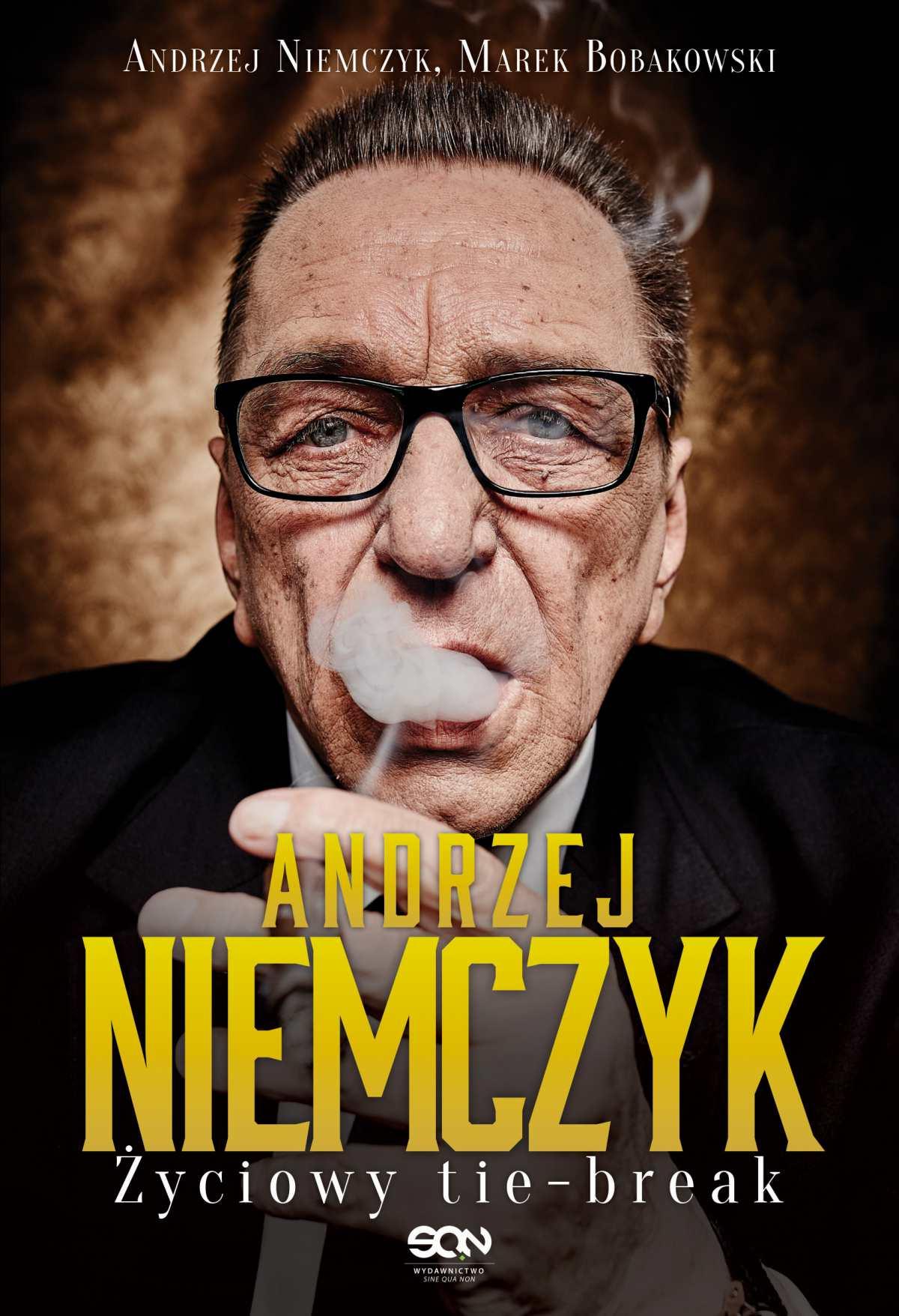 Andrzej Niemczyk. Życiowy tie-break - Ebook (Książka na Kindle) do pobrania w formacie MOBI