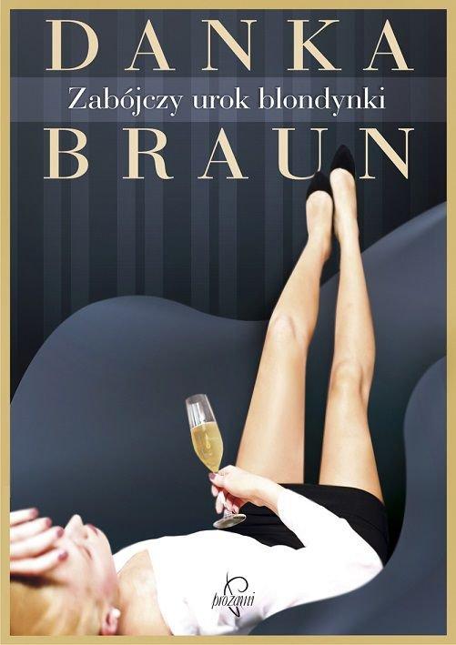 Zabójczy urok blondynki - Ebook (Książka EPUB) do pobrania w formacie EPUB