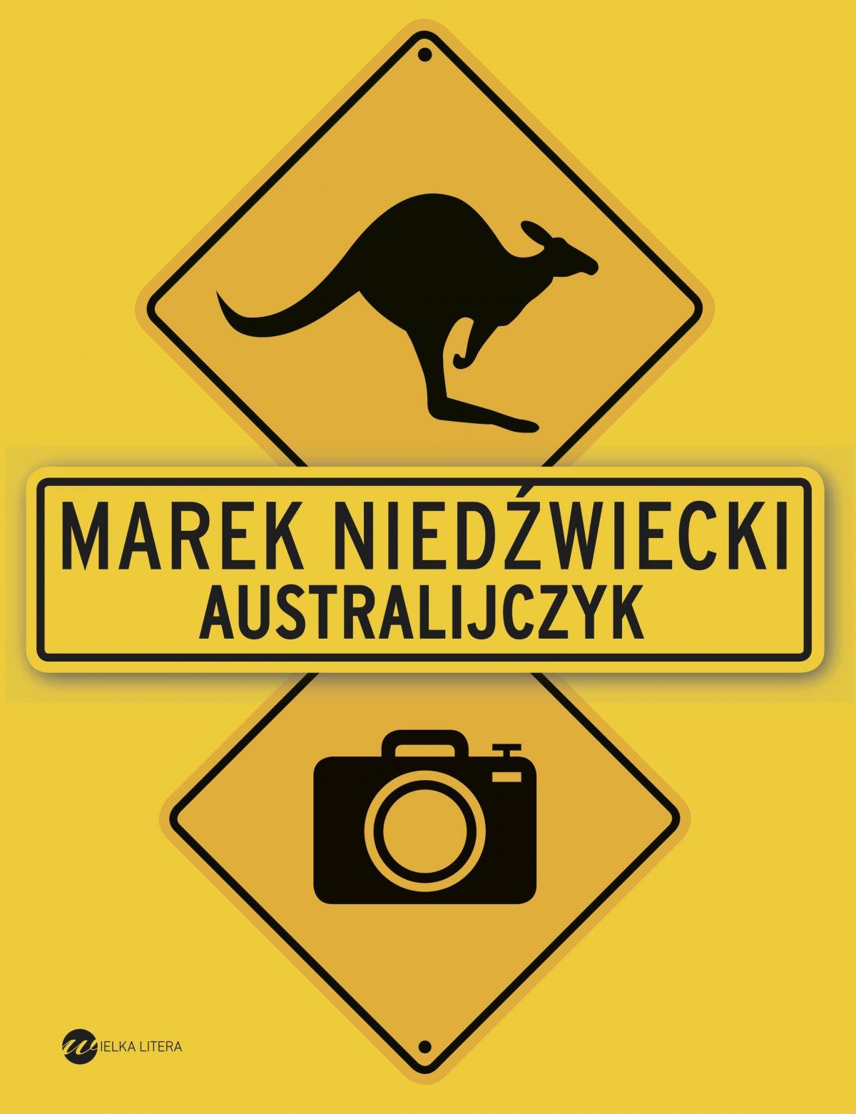 Australijczyk - Ebook (Książka na Kindle) do pobrania w formacie MOBI