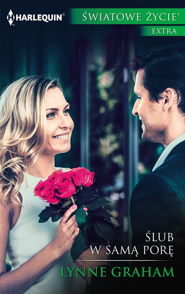 Ślub w samą porę - Ebook (Książka na Kindle) do pobrania w formacie MOBI