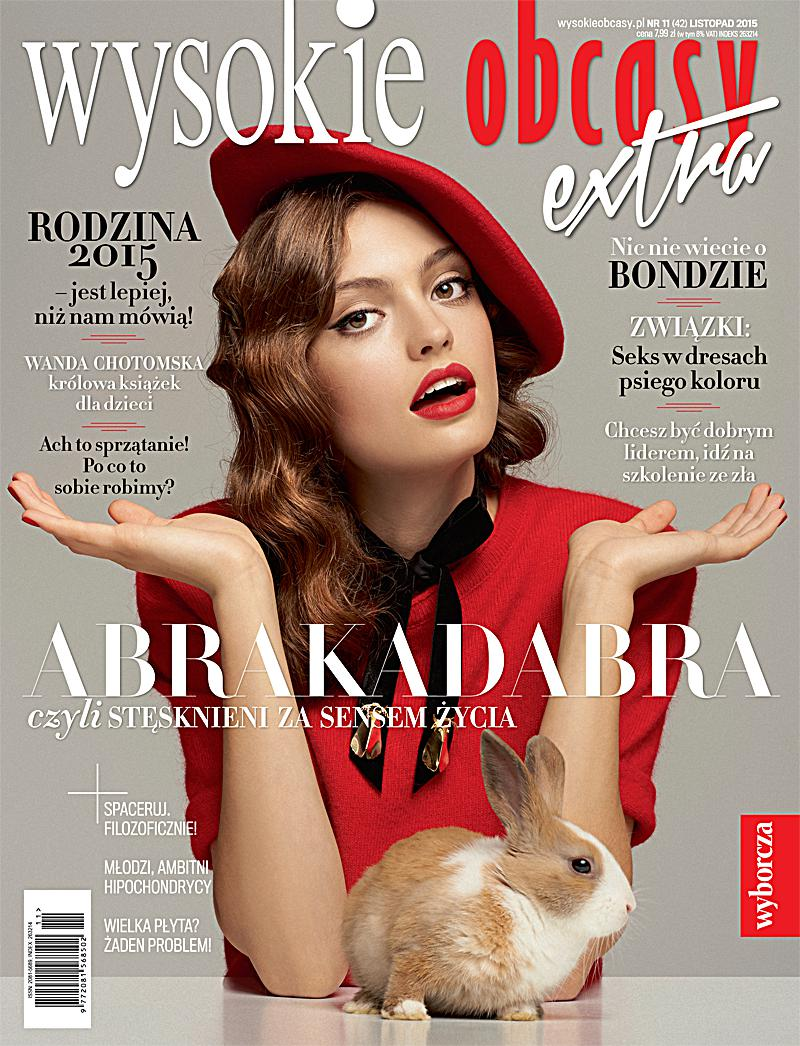 Wysokie Obcasy Extra 11/2015 - Ebook (Książka EPUB) do pobrania w formacie EPUB