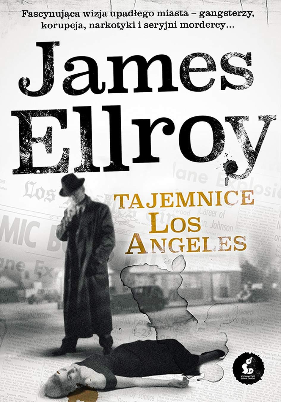Tajemnice Los Angeles - Ebook (Książka EPUB) do pobrania w formacie EPUB
