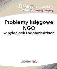 Problemy księgowe NGO w pytaniach i odpowiedziach - Ebook (Książka PDF) do pobrania w formacie PDF