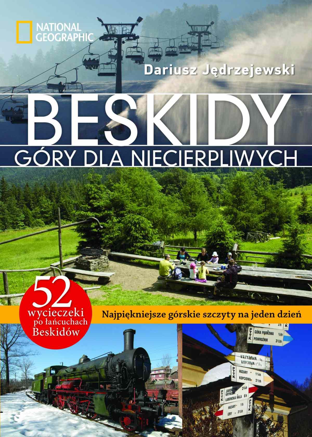 Beskidy. Góry dla niecierpliwych - Ebook (Książka na Kindle) do pobrania w formacie MOBI