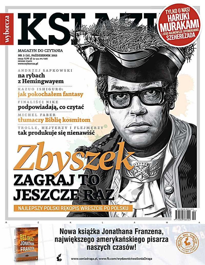 Książki. Magazyn do czytania 3/2015 - Ebook (Książka EPUB) do pobrania w formacie EPUB