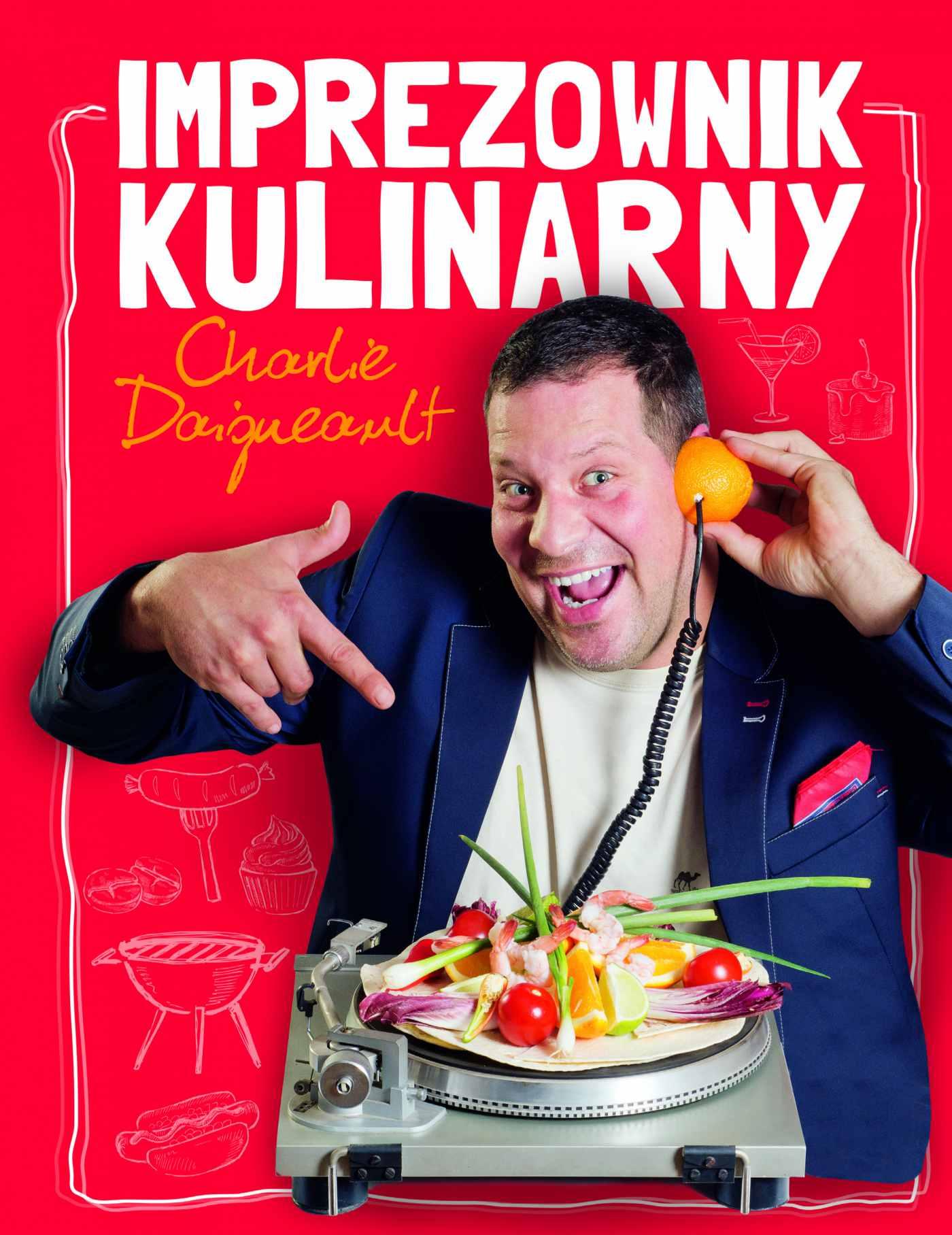 Imprezownik kulinarny - Ebook (Książka EPUB) do pobrania w formacie EPUB