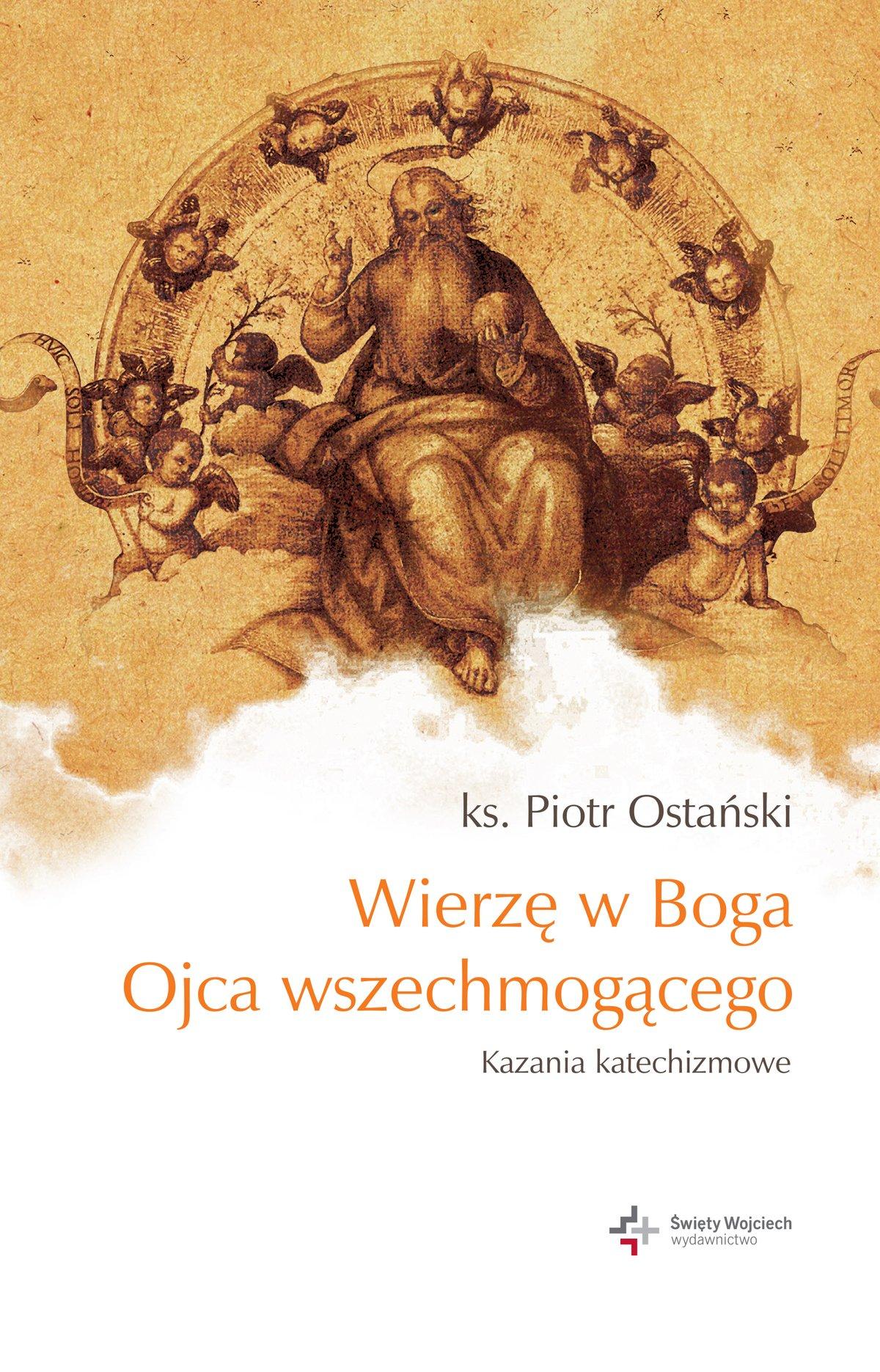Wierzę w Boga Ojca wszechmogącego - Ebook (Książka EPUB) do pobrania w formacie EPUB