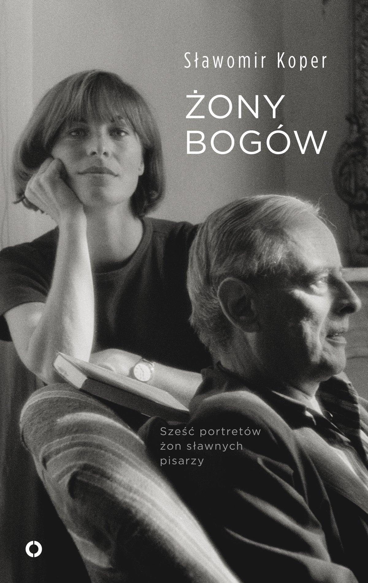 Żony bogów. Sześć portretów żon sławnych pisarzy - Ebook (Książka EPUB) do pobrania w formacie EPUB
