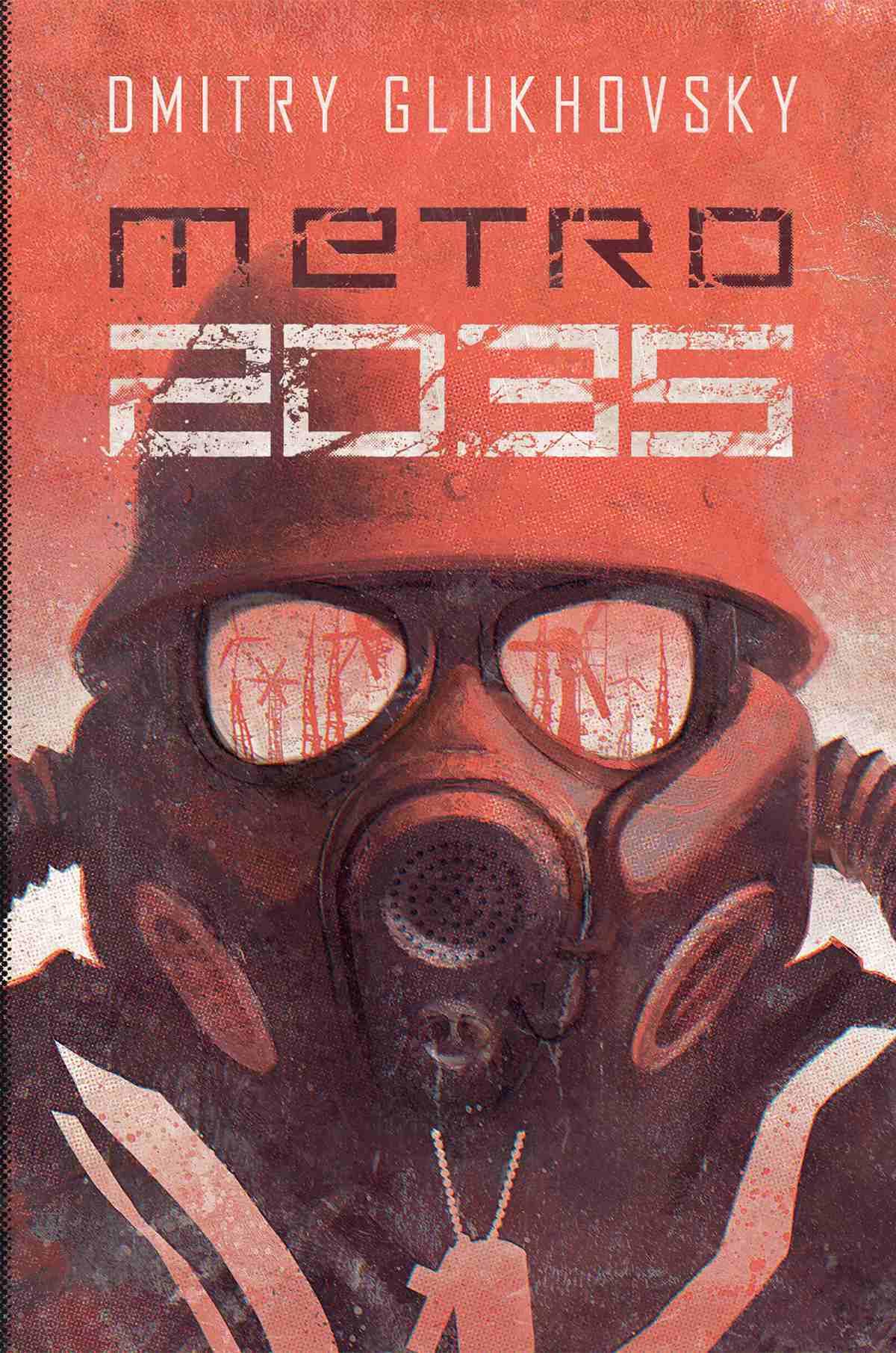 Metro 2035 - Ebook (Książka EPUB) do pobrania w formacie EPUB