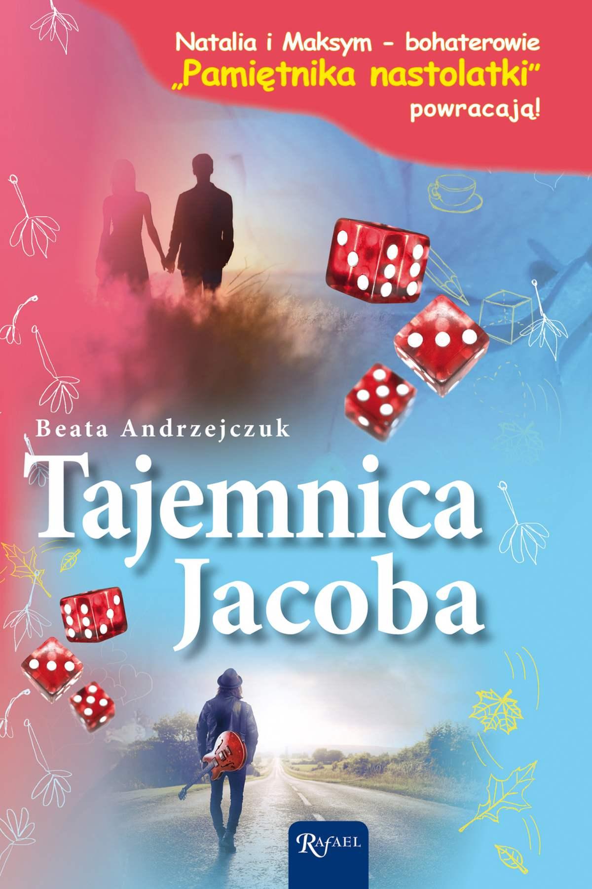 Tajemnica Jacoba - Ebook (Książka EPUB) do pobrania w formacie EPUB