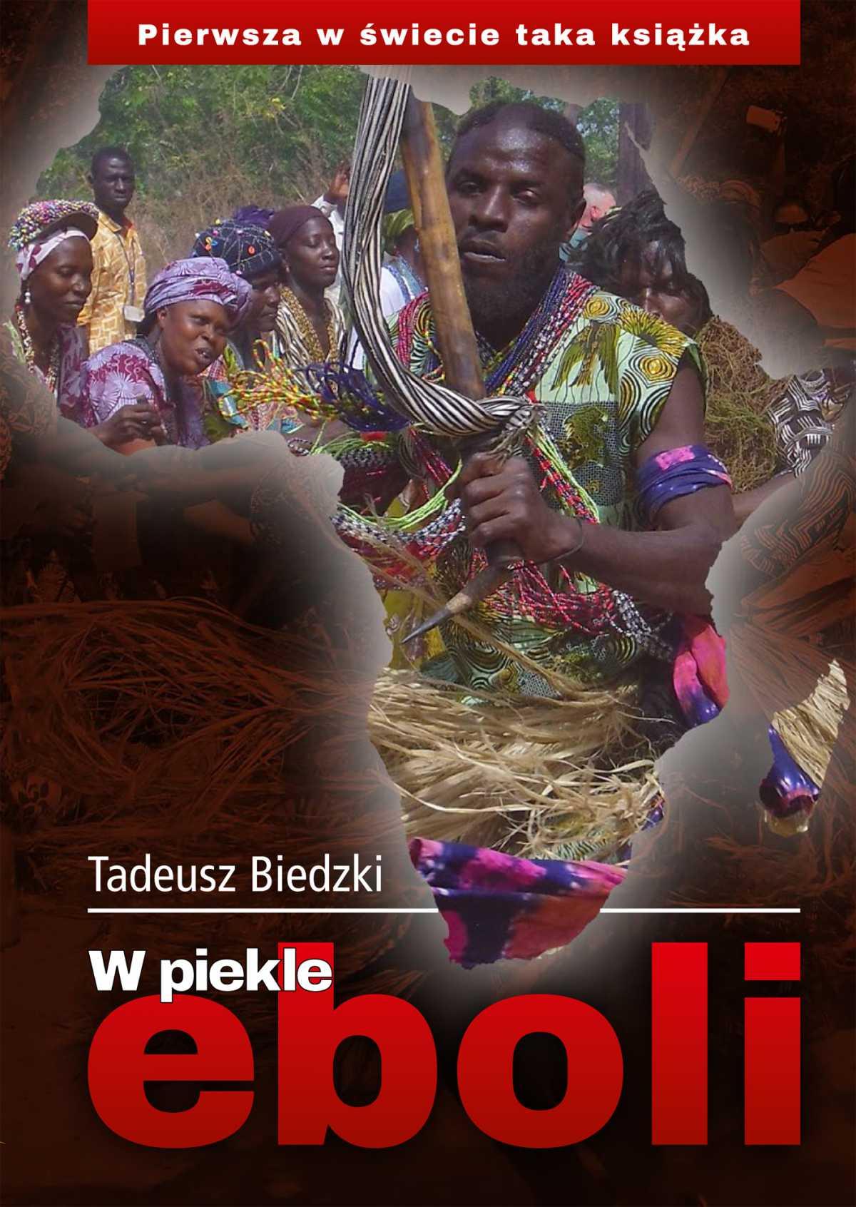 W piekle eboli - Ebook (Książka na Kindle) do pobrania w formacie MOBI