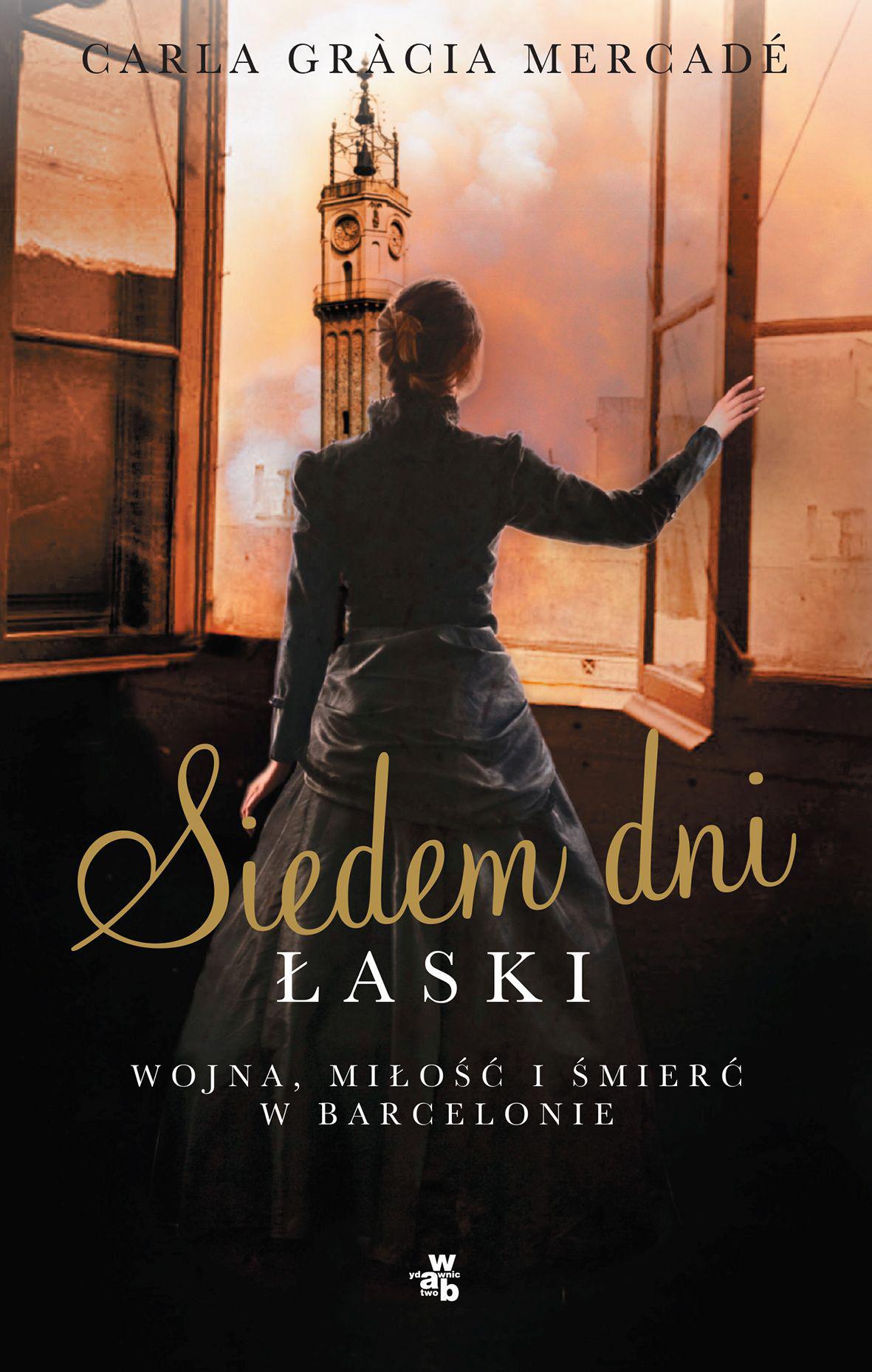 Siedem dni łaski - Ebook (Książka na Kindle) do pobrania w formacie MOBI