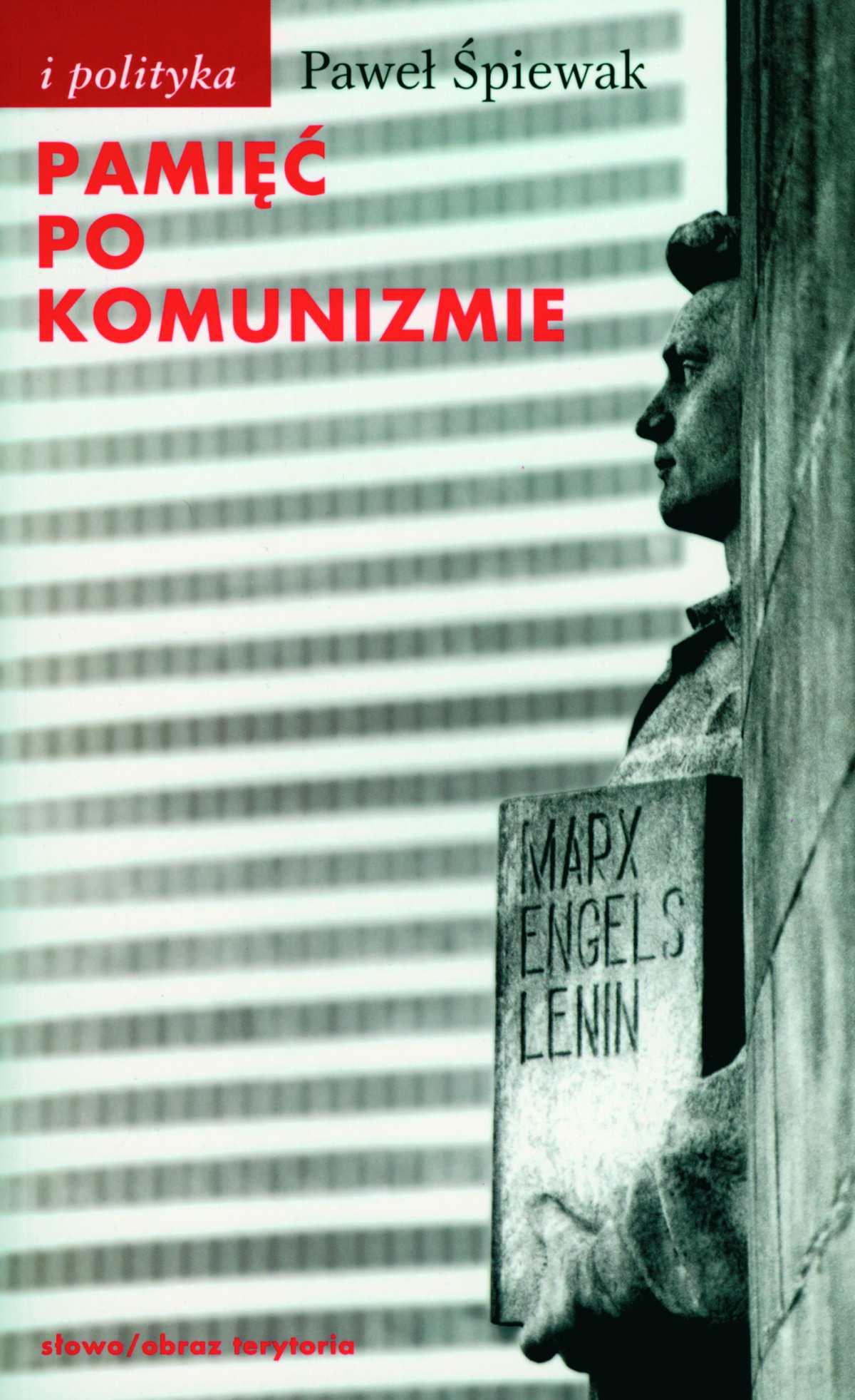 Pamięć po komunizmie - Ebook (Książka na Kindle) do pobrania w formacie MOBI