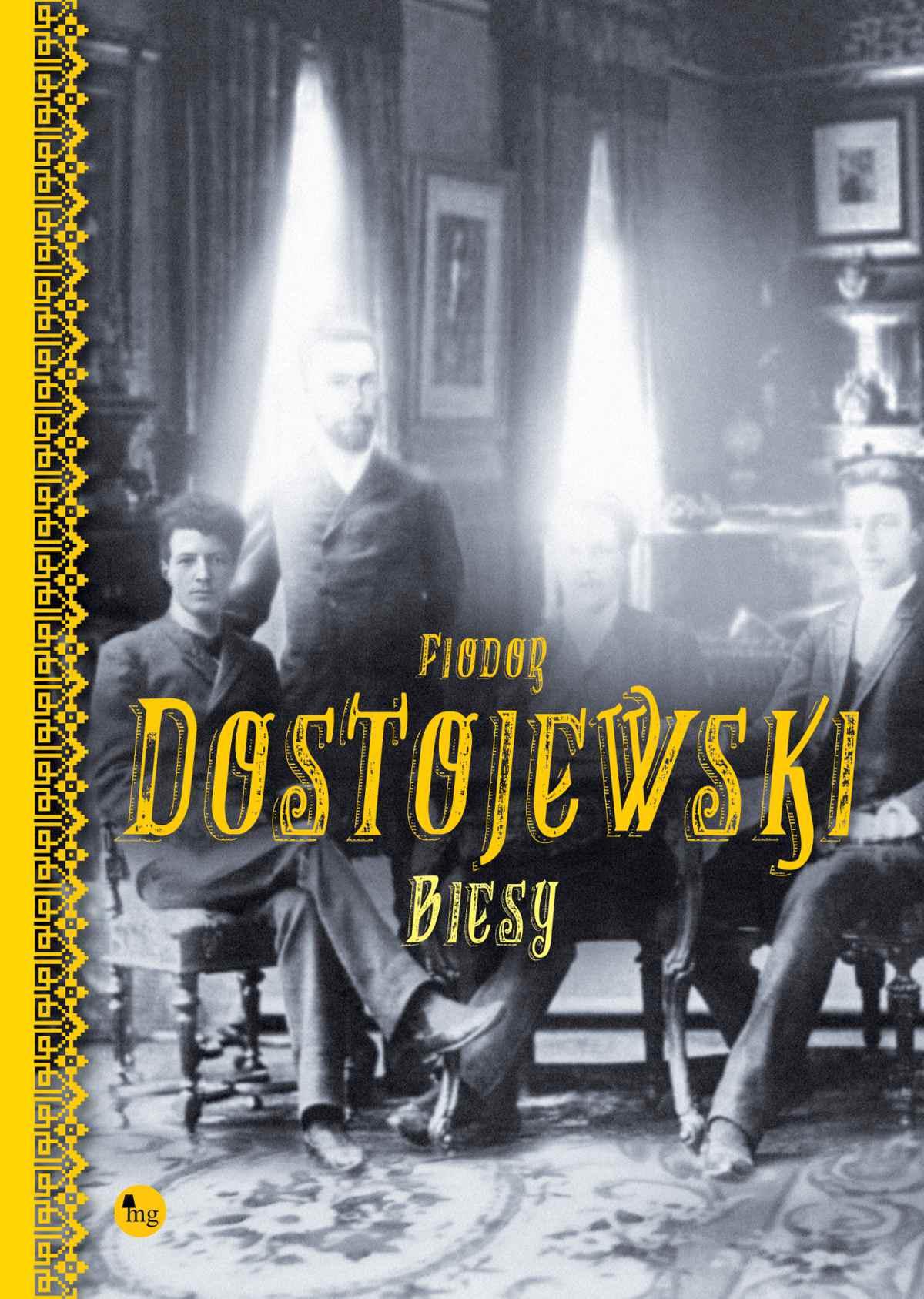 Biesy - Ebook (Książka EPUB) do pobrania w formacie EPUB