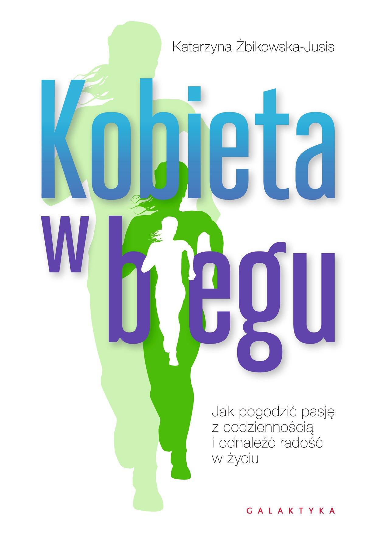 Kobieta w biegu - Ebook (Książka EPUB) do pobrania w formacie EPUB