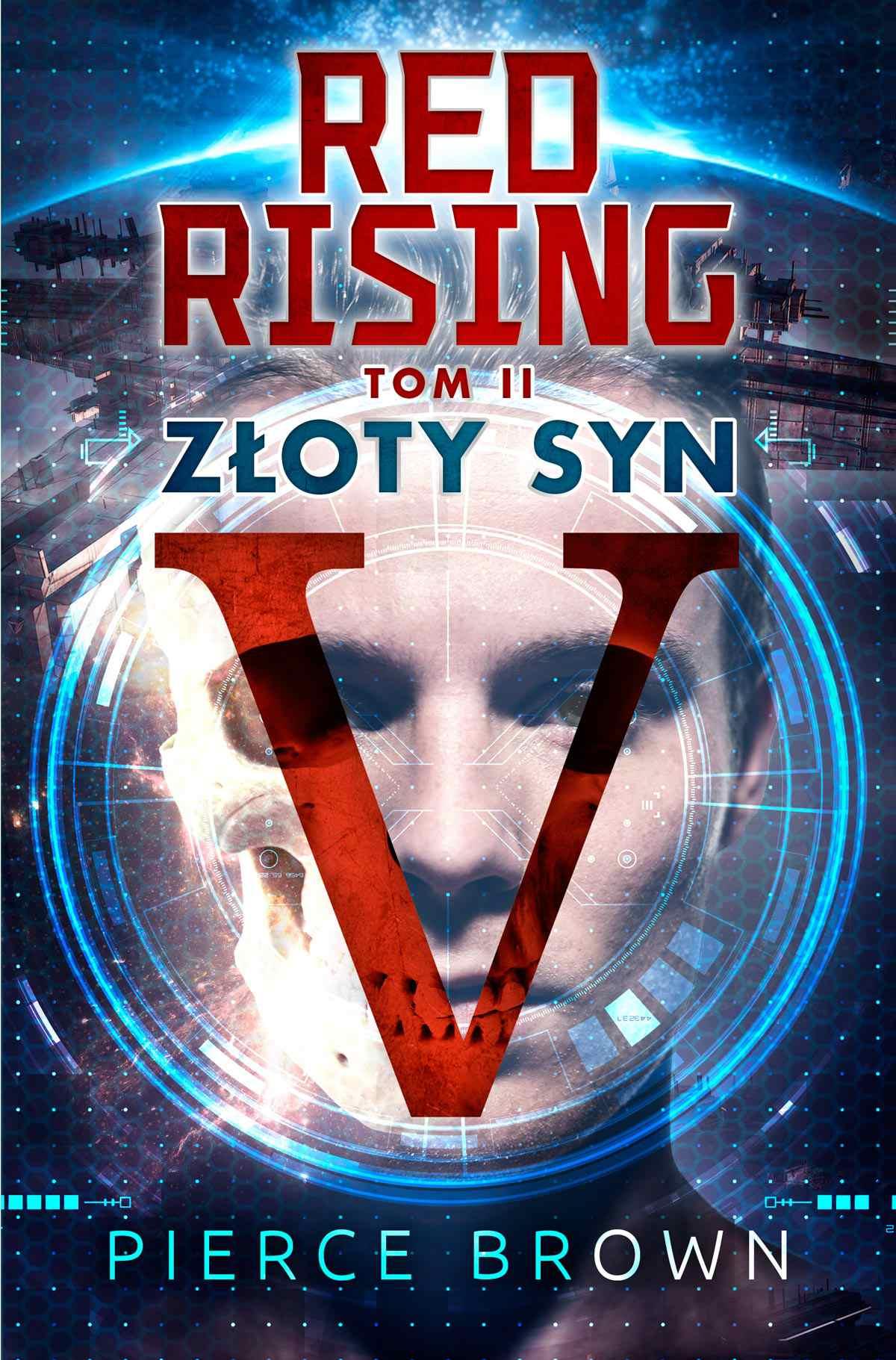 Red Rising. Tom 2. Złoty syn - Ebook (Książka EPUB) do pobrania w formacie EPUB