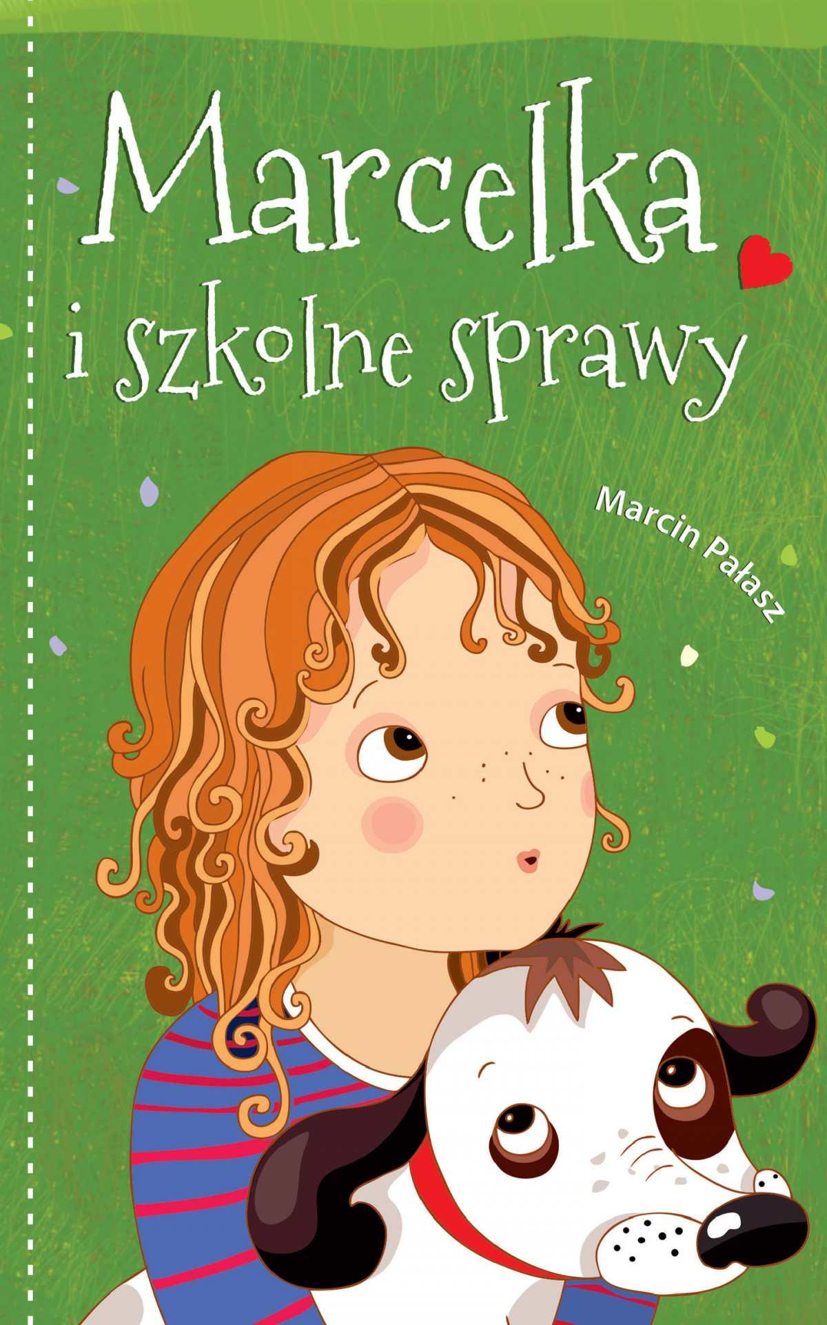Marcelka i szkolne sprawy - Ebook (Książka na Kindle) do pobrania w formacie MOBI