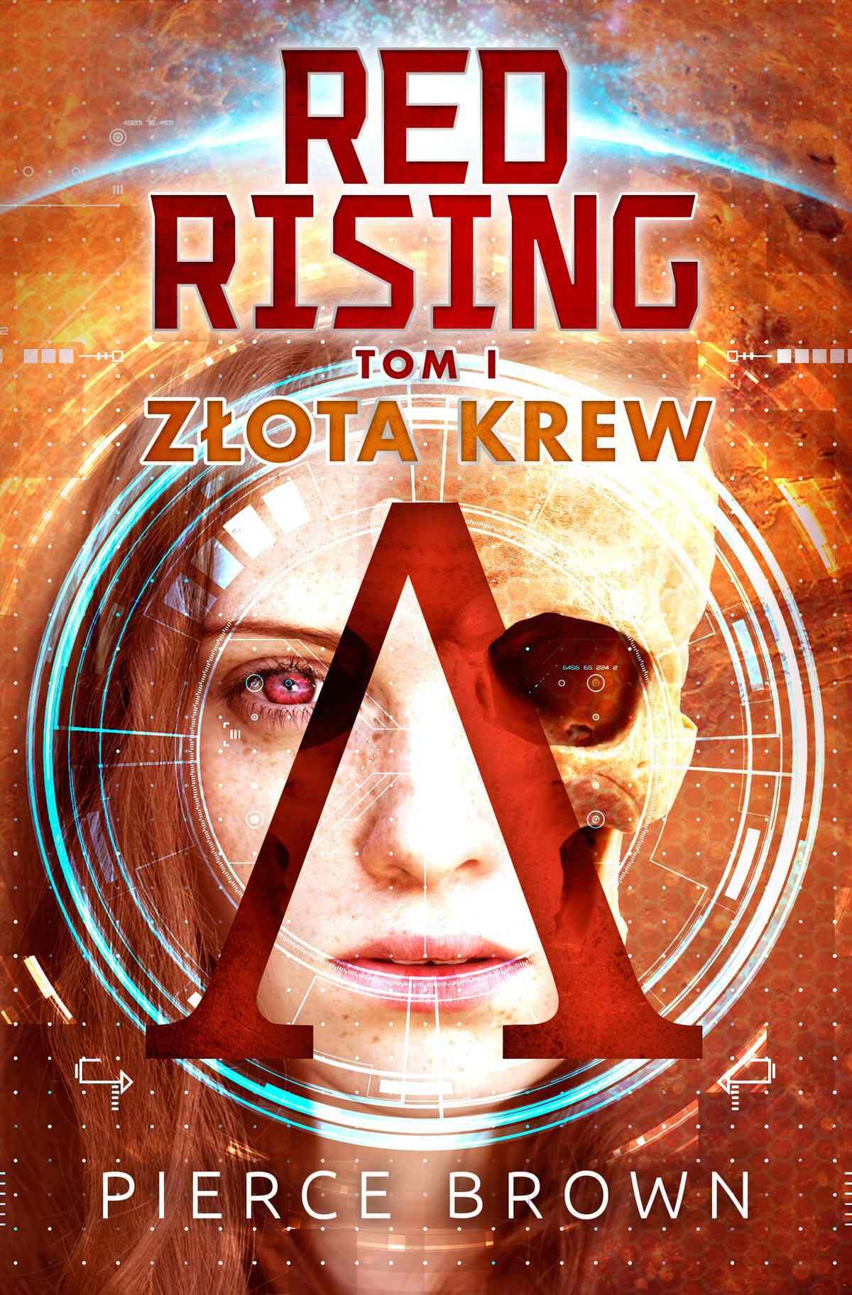 Red Rising. Tom 1. Złota krew - Ebook (Książka EPUB) do pobrania w formacie EPUB