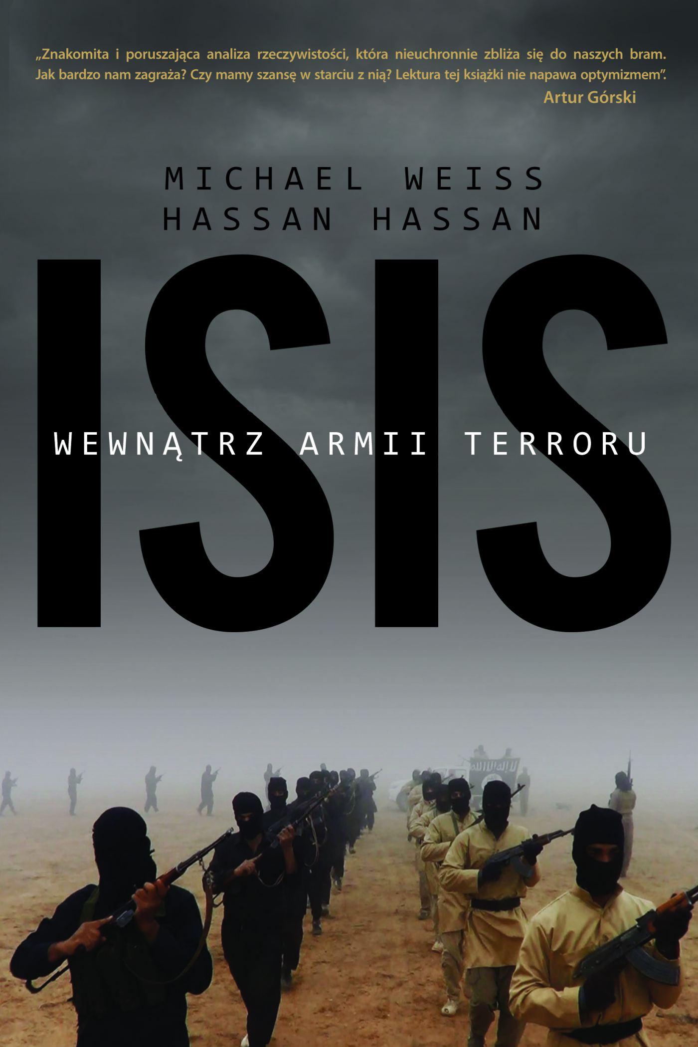 ISIS. Wewnątrz armii terroru - Ebook (Książka EPUB) do pobrania w formacie EPUB