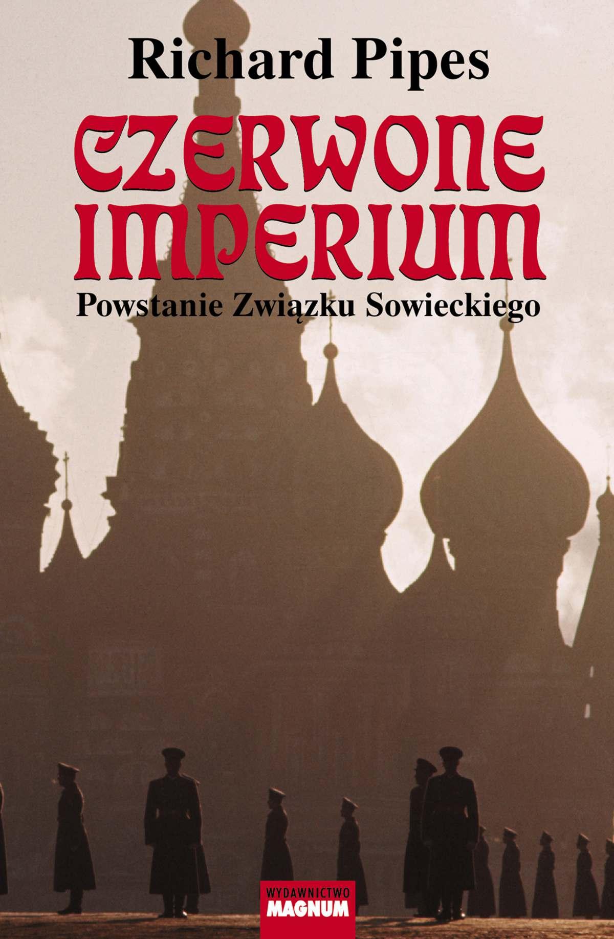 Czerwone imperium - Ebook (Książka EPUB) do pobrania w formacie EPUB