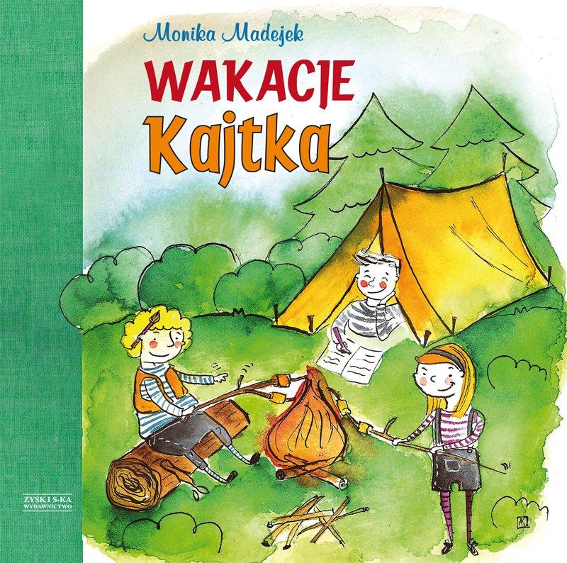 Wakacje Kajtka - Ebook (Książka EPUB) do pobrania w formacie EPUB