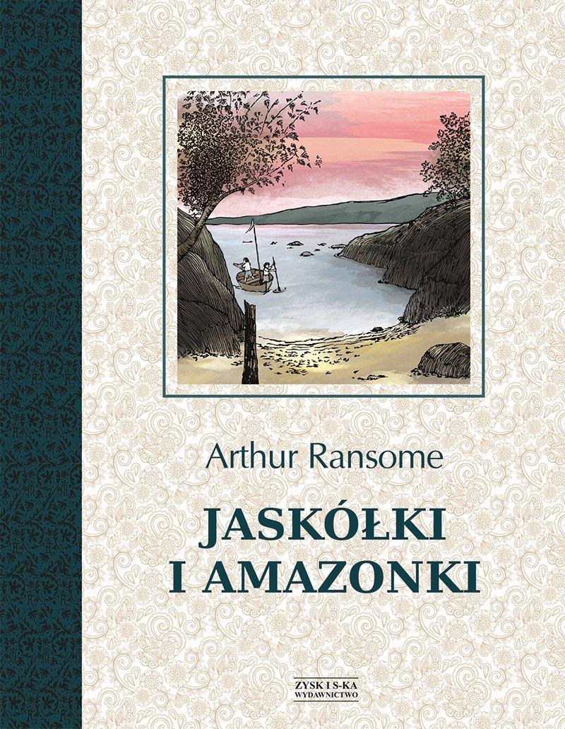 Jaskółki i Amazonki - Ebook (Książka EPUB) do pobrania w formacie EPUB