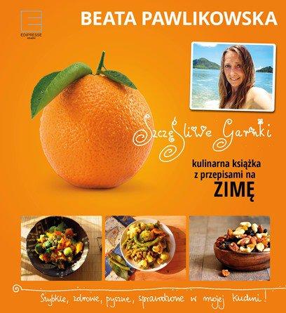 Szczęśliwe garnki. Kulinarne przepisy na zimę - Ebook (Książka na Kindle) do pobrania w formacie MOBI