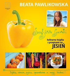 Szczęśliwe garnki. Kulinarne przepisy na jesień - Ebook (Książka na Kindle) do pobrania w formacie MOBI