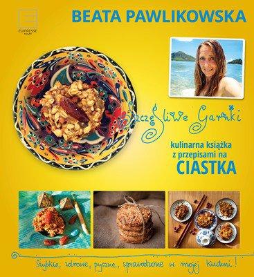 Szczęśliwe garnki. Kulinarne przepisy na zdrowe ciastka - Ebook (Książka EPUB) do pobrania w formacie EPUB
