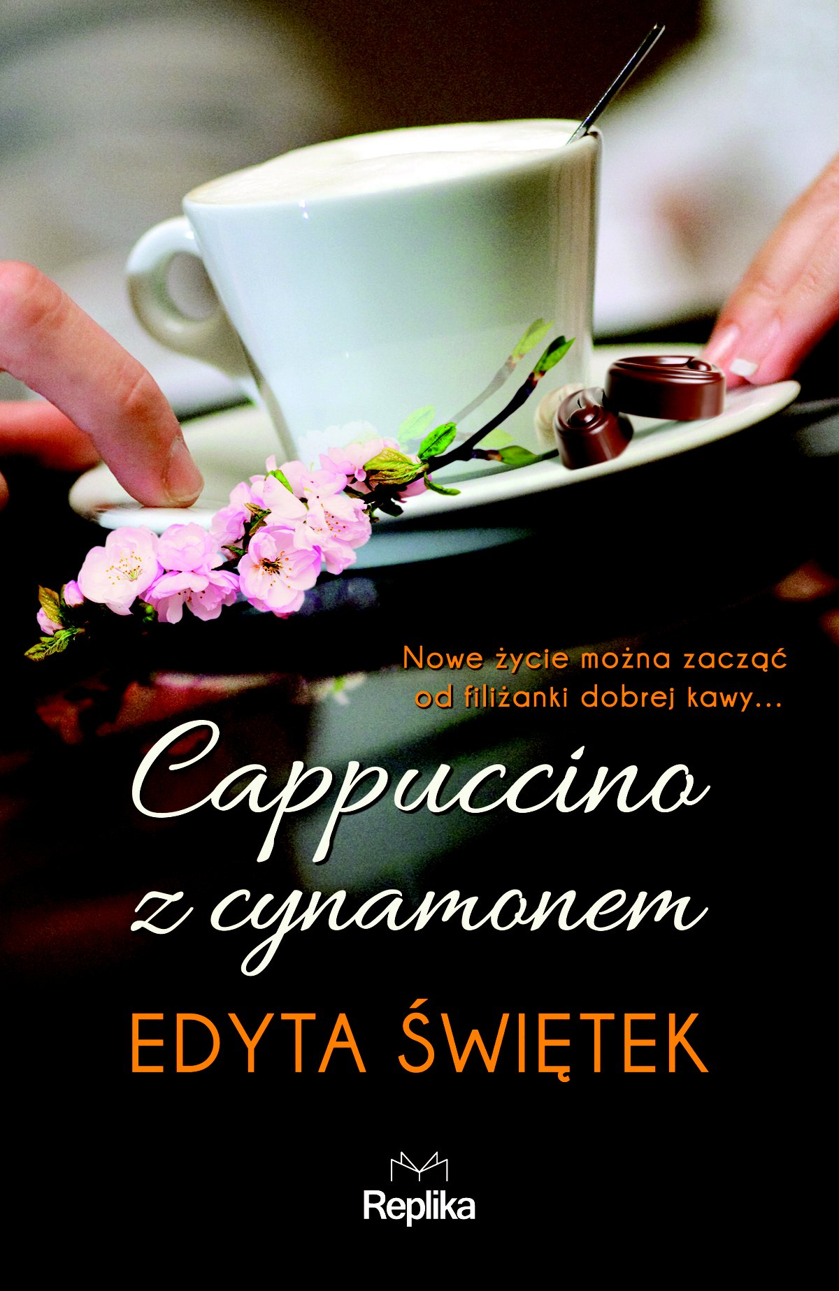 Cappuccino z cynamonem - Ebook (Książka na Kindle) do pobrania w formacie MOBI